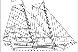 Аскольд-46_Эскиз внешнего вида и схема о