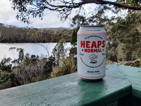 Heaps Normal beer, extraordinary science