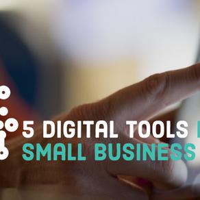 5 Digital Tools Every Small Business Needs