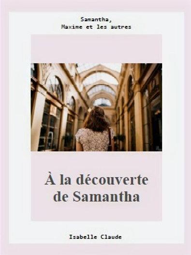 Samantha, Maxime et les autres - tome 1