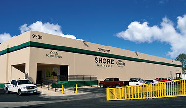 Shore Showroom & Warehouse - Retail Building