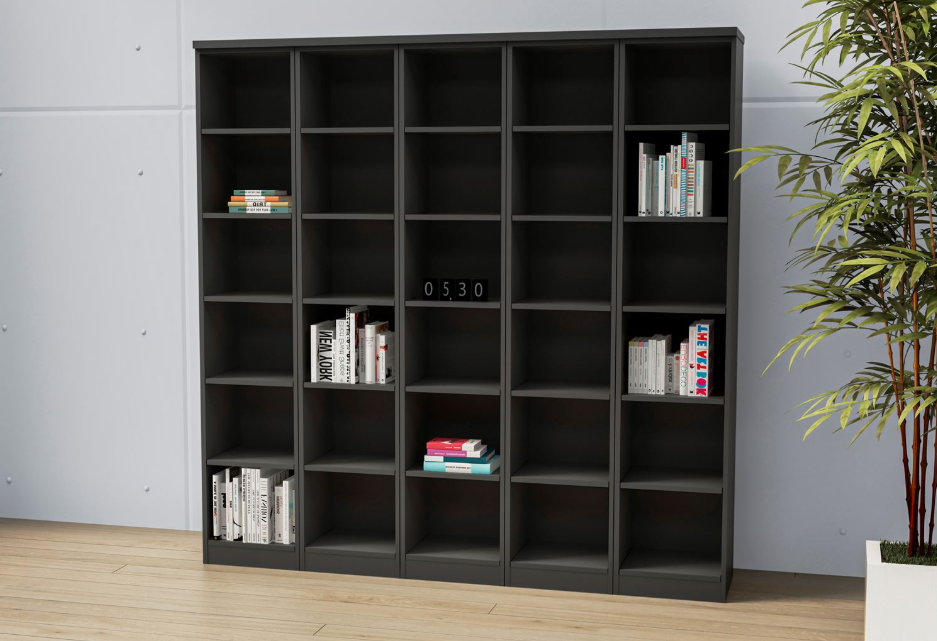 Bookcases-Wooden-Files-Storage-4