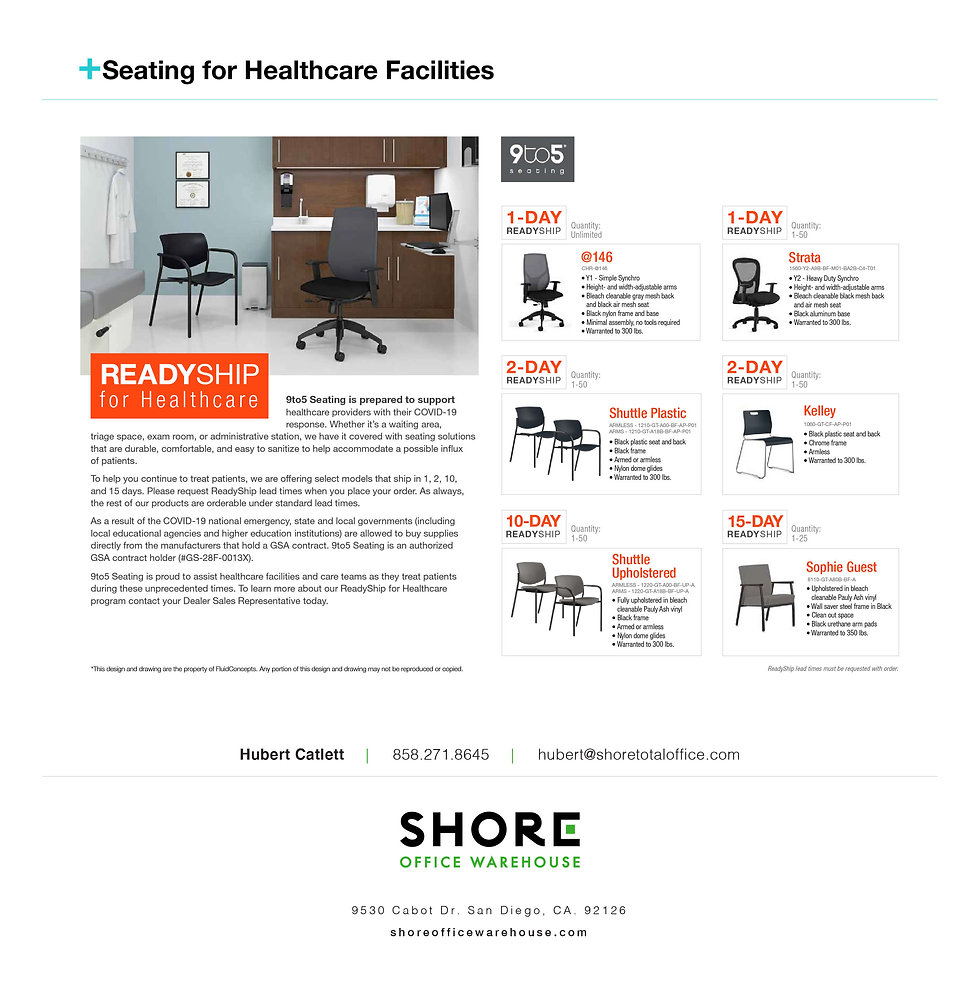 shore-healtcare-seating-chair-facilities