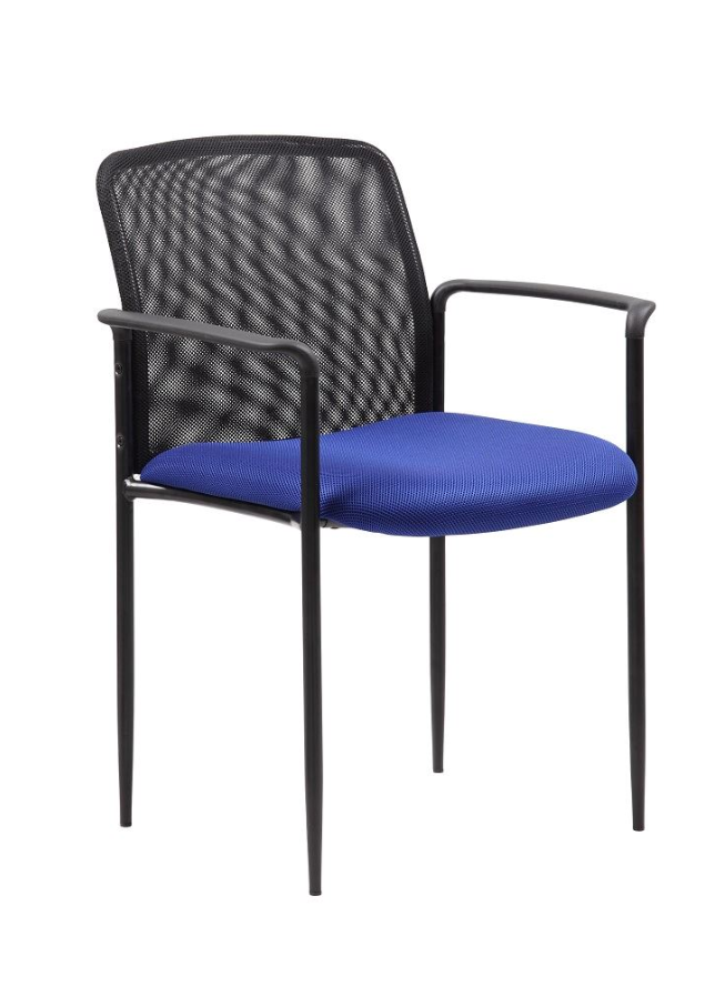 Lobby-Fabric-Mesh-Stackable-Chair-1