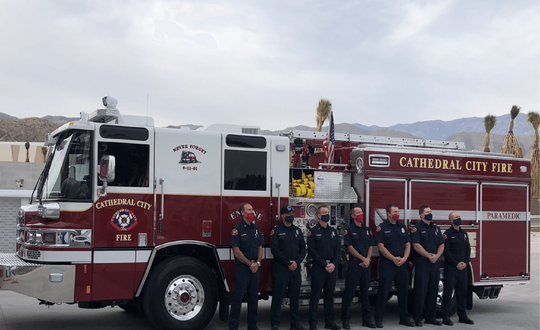 Cathedral City Fire Station