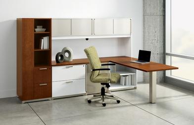 L-Shaped-Desk-Straight