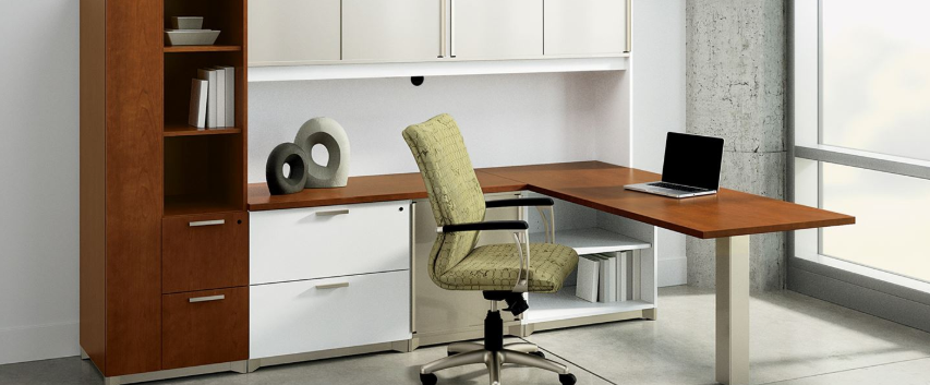 L-Shaped-Desk-Straight