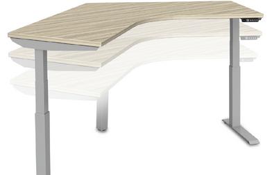 Adjustable-Height-Desk-L-Shaped