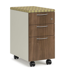 Pedestal-Cabinets-Metal-Fabric-Wooden