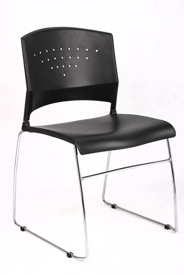 Lobby-Plastic-Tubular-Stackable-Chair-2