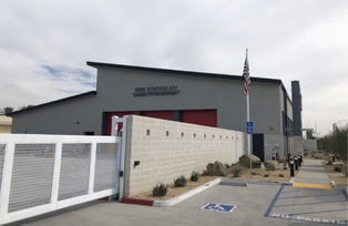 Cathedral City Fire Station 411