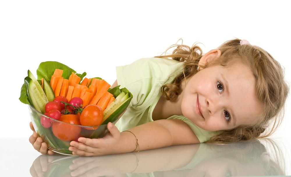 Girl bowl of vegs 8788826Medium.jpg