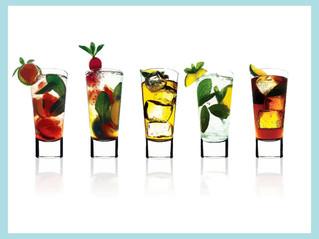 Μπύρα, κρασί ή cocktail;  Όλα όσα θέλετε να γνωρίζετε για τα καλοκαιρινά drinks.