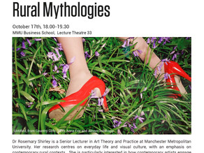 Open Lecture: Rural Mythologies 17/10/2018