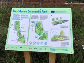West Gorton's new 'sponge park' is open!