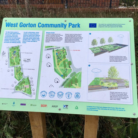 West Gorton's new 'sponge park' is open!