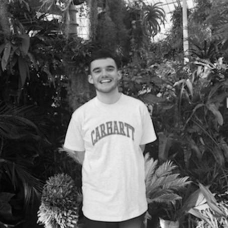 Student Profile: Amos Booth MLA1