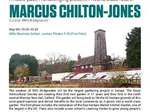 Open Lecture: RHS Bridgewater, Marcus Chilton-Jones. 9/5/2018