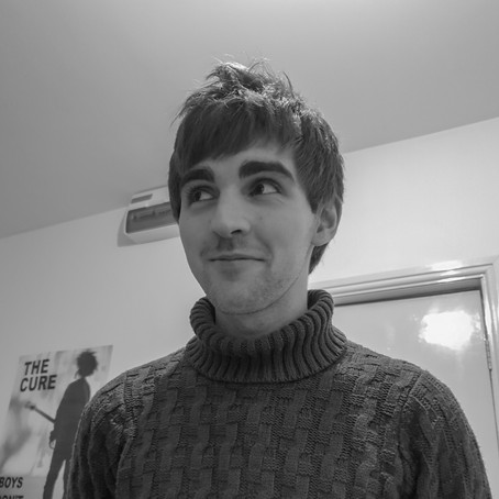 Student Profile: Daniel Alexander Atton MLA2