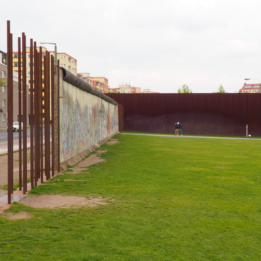 Wall Memorial Park – an example of the many metaphorical or archaeological representations of wall iconography in Berlin public spaces