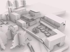 MLA-1 Showcase: Container Village