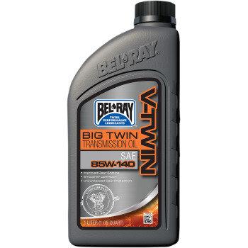 BELRAY BIG TWIN Transmission Oil (Gear Oil) Conventional 85W-140- 1 Qt