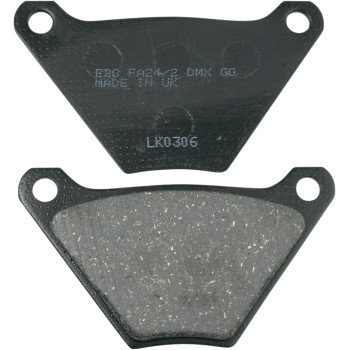 Fits 72-84 (See Fitment)-EBC FA24/2 Brake Pads