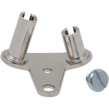 S&S E/G Carburetor Cable Guide and Bracket