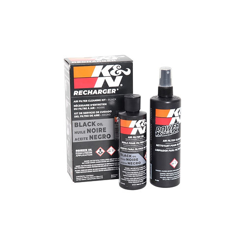 K&N Air Filter Cleaning Kit - Squeeze