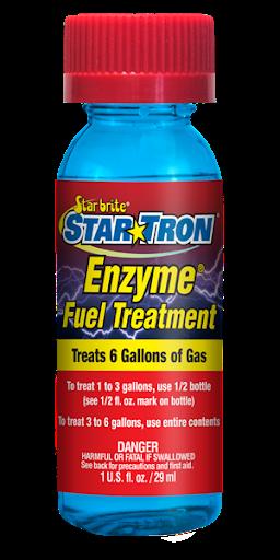 STAR TRON Enzyme Fuel Additive Gas Treatment - 1 oz.