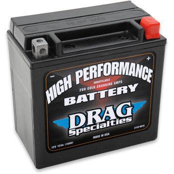 BATTERY Fits 04-20 XL, 15-20 XG 500/750/750A & 09-08 1125R/CR