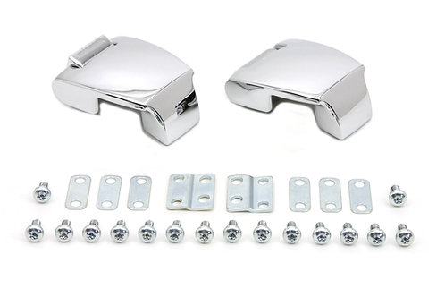 CHROME TOURING PACK LUGGAGE HINGE KIT REPLACES OEM#79211-08A