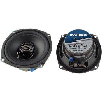 "Gen3 5.25"" 2 OHM Front Plug & Play Replacement Speakers"