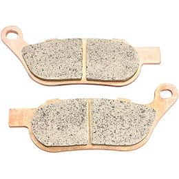 08-17 multiple models (see fitment)-EBC FA458HH Brake Pads