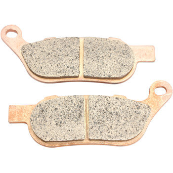 08-17 multiple models (see fitment)-EBC FA458HH Brake Pads