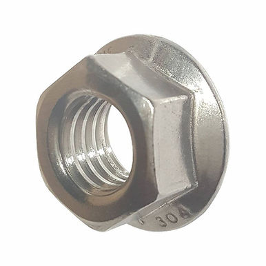 EXHAUST FLANGE NUT  REPLACES OEM#7593
