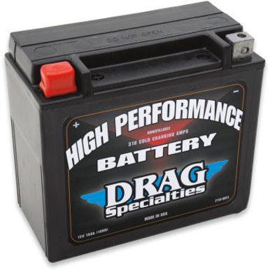 79-96 XL, 86-90 FLST, 84-90 FSXT, 73-85 FXE/S/SB/WG, 82-94 & 99-00 FXR - Battery