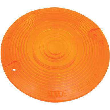 Turn Signal Lens - '86-'19 FLT - Amber