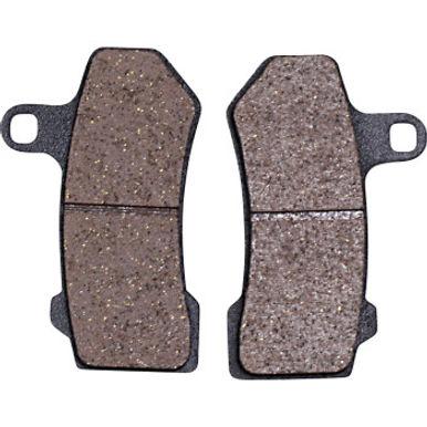 Fits 06-20 Multiple Models - Lyndall 7254 Z+ Brake Pads