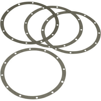 CLUTCH COVER GASKET PAPER 54-70 XL REPLACES OEM#37762-52