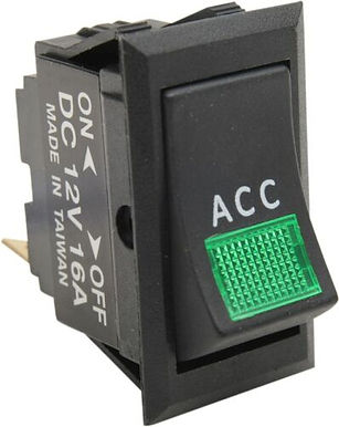 SWITCH TOGGLE 89-95FLT REPLACES OEM#71535-94
