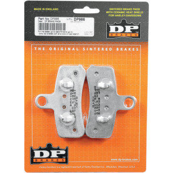 Fits 08-17 multiple models (See Fitment) - DP986 Brake Pads