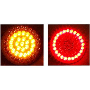 Custom Dynamics LED BULB BULLET RUN/TURN