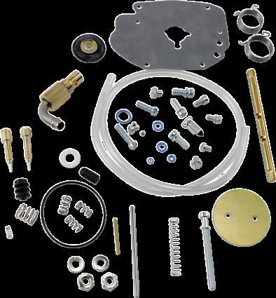 S&S Carburetor Master Rebuild Kit for SUPER E