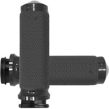 Medium Anodized Memory Foam Grips for TBW MF-63A-ANO-FLY