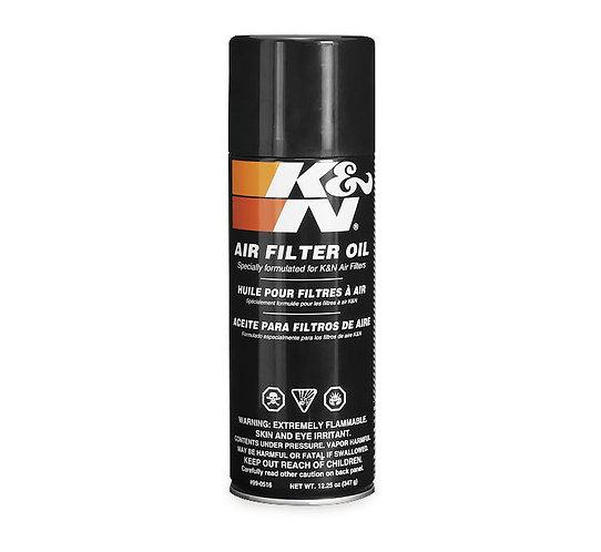 K&N Air Filter Oil - 12.25 OZ