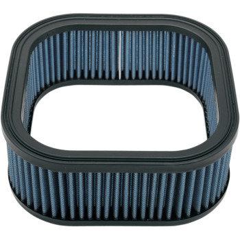 Drag Specialties Reusable Air Filter OEM #29437-01