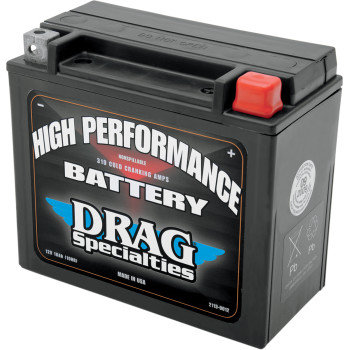 91-99FXST/FLST, 91-17FXD/WG, 99-17FLD, 00-20Softail, 07-17VROD VRSCA - Battery