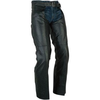 Men's Sabot Leather Chaps -3X