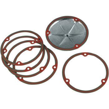Derby Cover Gasket Silicon (1970-E1998Big Twin) HD25416-70X
